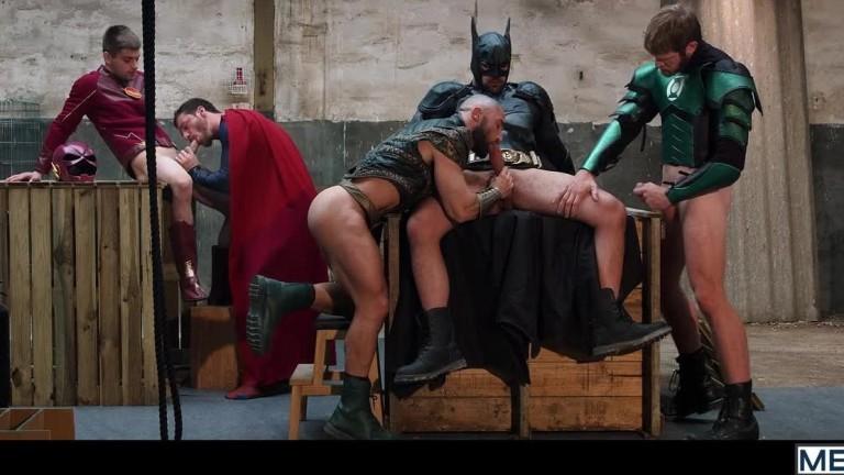 Justice League Part 4