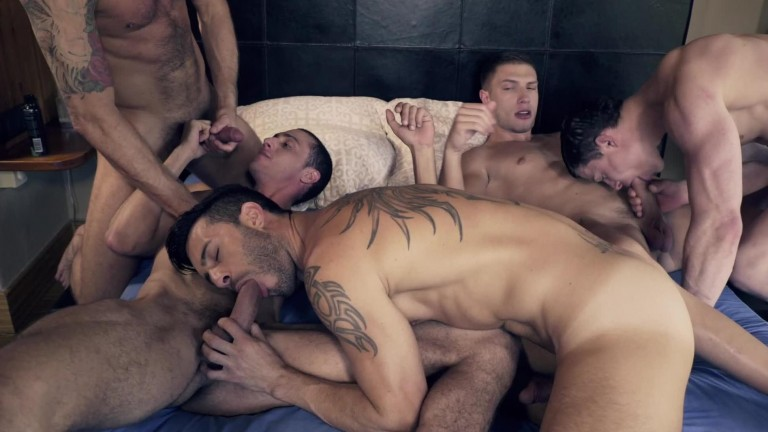 Andy Star, Bogdan Gromov, Javi Velaro, Logan Rogue & Ruslan Angelo