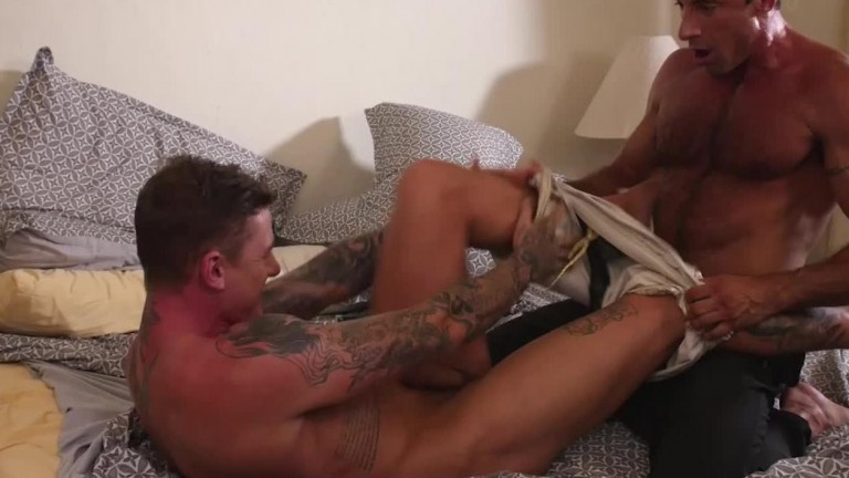 Nick Capra Bottoms For Geordie Jackson