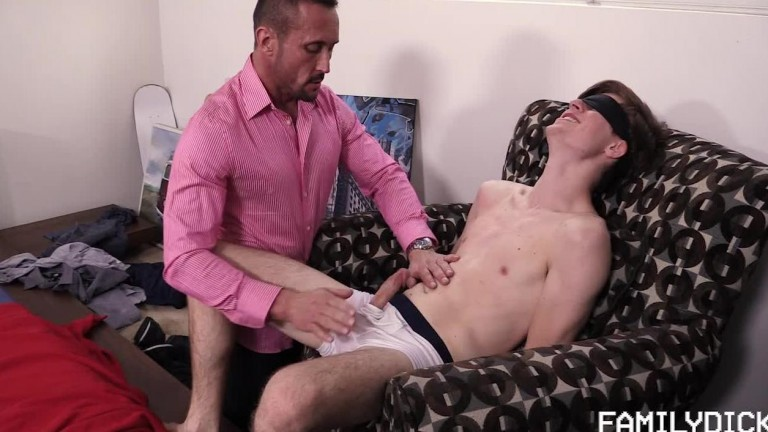 Family Dick Mr. Byers and His Boy Chapter 4 - On The Edge Travis Berkley & Myles Landon