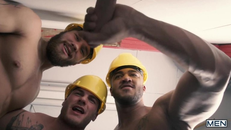 Men At Work - Jason Vario, Joey Mentana, Morgan Blake, Thyle Knoxx & William Seed