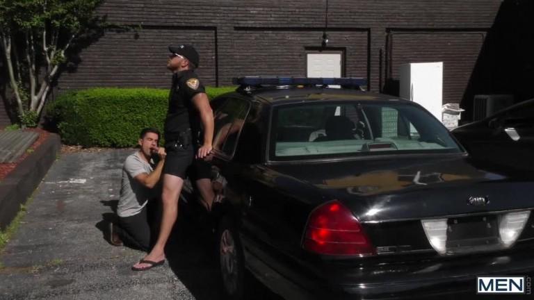 Dick Patrol Part 1 - Ashton McKay, Vadim Black