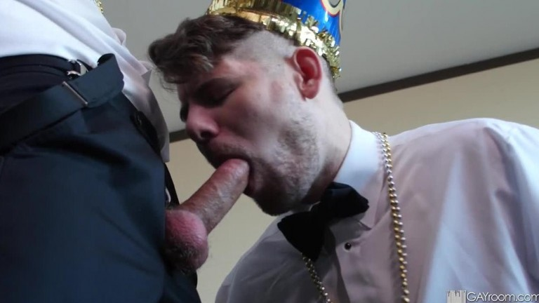 Connor Halsted and Wesley Woods - Happy New Year