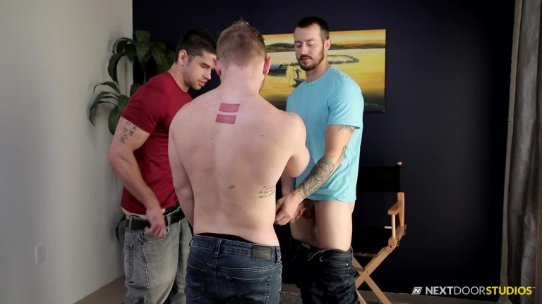 Mark Long, Archer Hart, Jason Richard