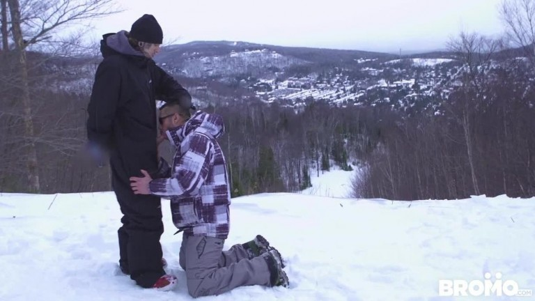 Winter XXX Games Part 1 - Bo Sinn, Jack Kross