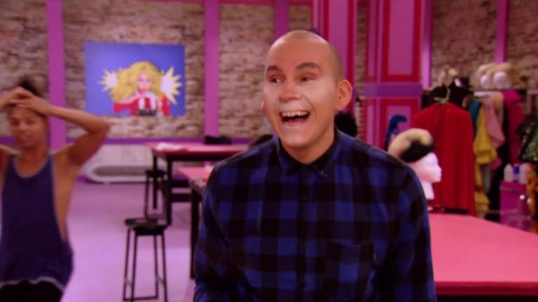 RuPaul's Drag Race All Stars S03E07 - My Best Squirrelfriend's Dragsmaids Wedding Trip