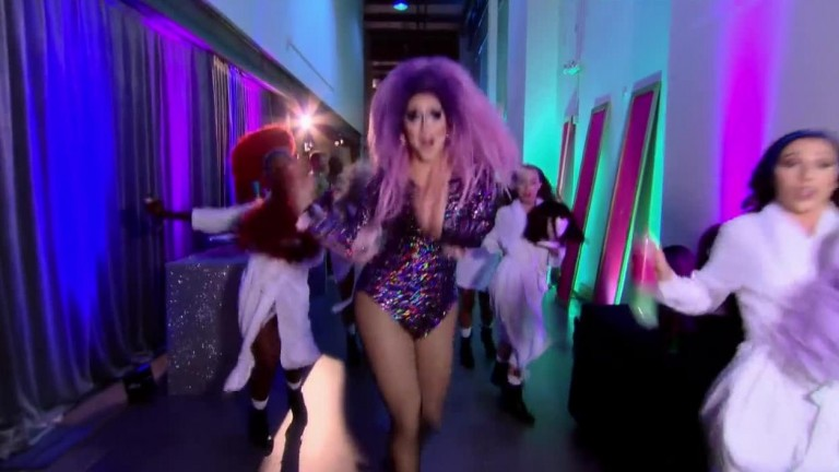 LEGENDADO - RuPaul's Drag Race All Stars S03E08 - A Jury of Their Queers
