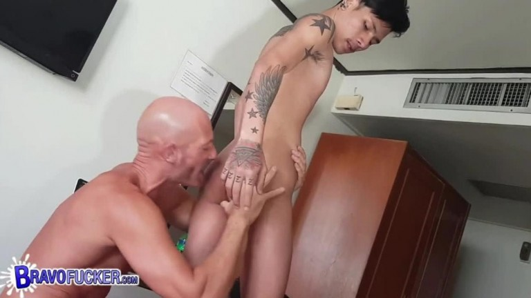 Daddy Gives Raw Cock
