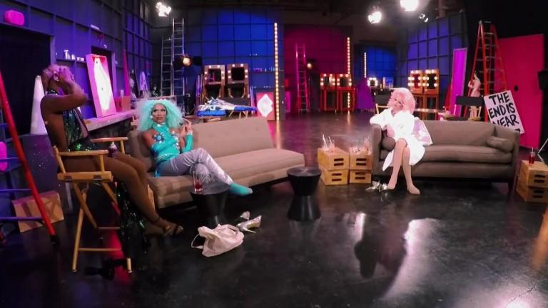 LEGENDADO - UNTUCKED RuPaul's Drag Race All Stars S10E04 - The Last Ball on Earth