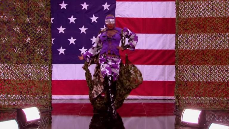 LEGENDADO - RuPaul's Drag Race S10E05 - The Bossy Rossy Show