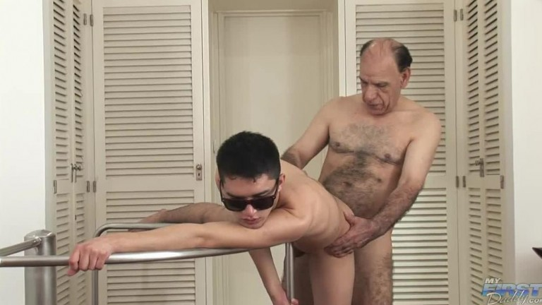 My First Daddy - Turhan Sells his Huge Cock