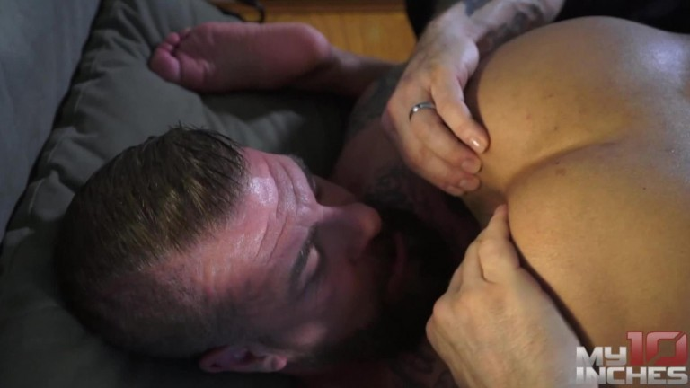 My10Inches - Rocco Steele & Armond Rizzo