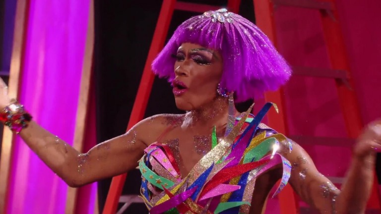 UNTUCKED RuPaul's Drag Race S10E08 - Cher - The Rusical