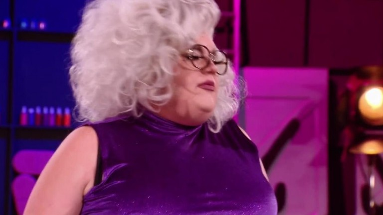 UNTUCKED RuPaul's Drag Race S10E09 - Breastworld