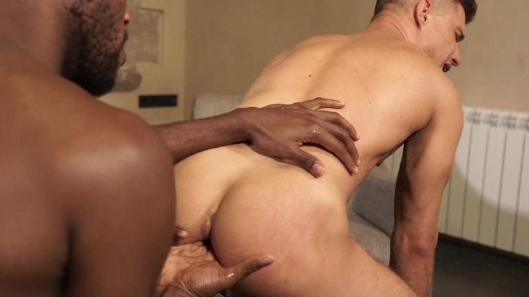 Bareback Boy Holes, Scene 3 - Andre Donovan Fucks Klim Gromov