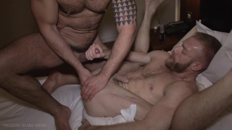 Break My Ass - Sc 3 Christoper Daniels and Letterio Amade