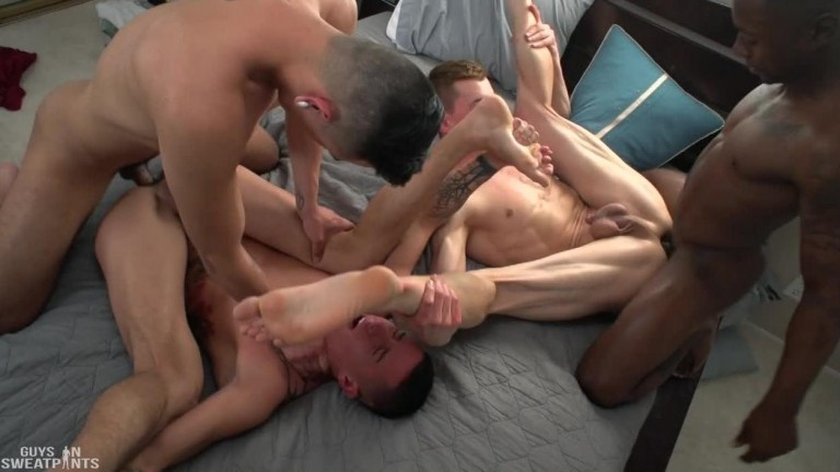 That Orgy Though Hoss Kado, Mateo Vice, Miller Axton & Vincent O'Reilly