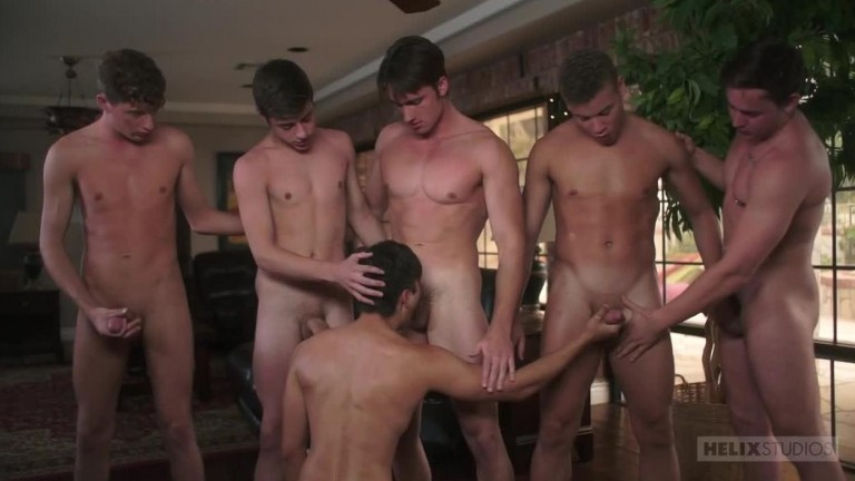 Josh Brady, Joey Mills, Corbin Colby, Cameron Parks, Luke Wilder & Angel Rivera