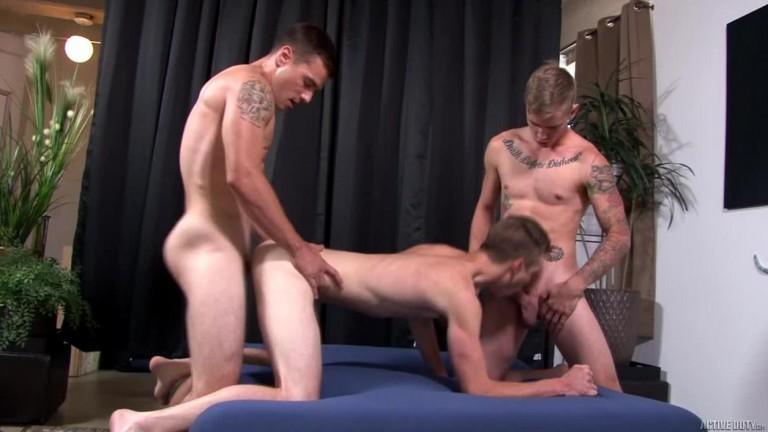 Scott Finn, Ryan Jordan & Princeton Price