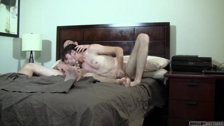Bricklayer Creampies High Schooler Adam Lee, Rick Hazard