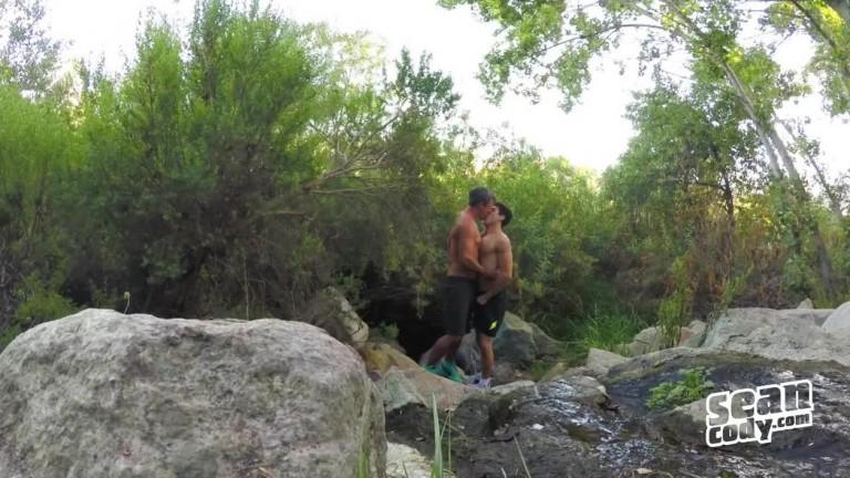 Daniel and Kaleb