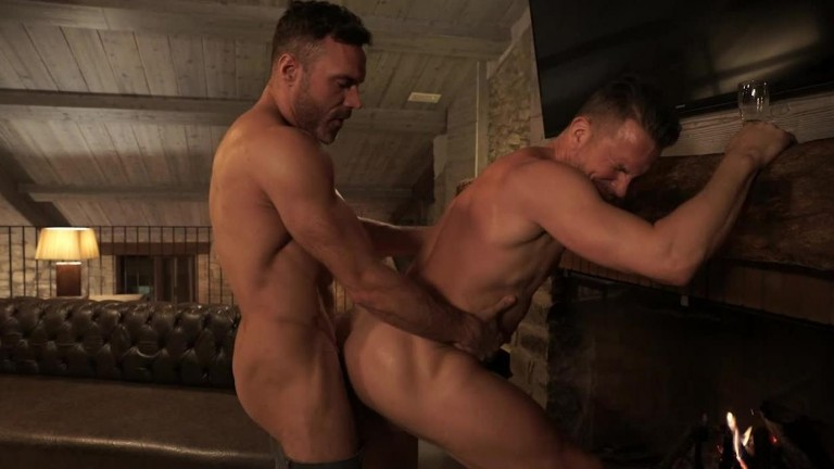 Manuel Skye's Bottoming Debut With Tomas Brand