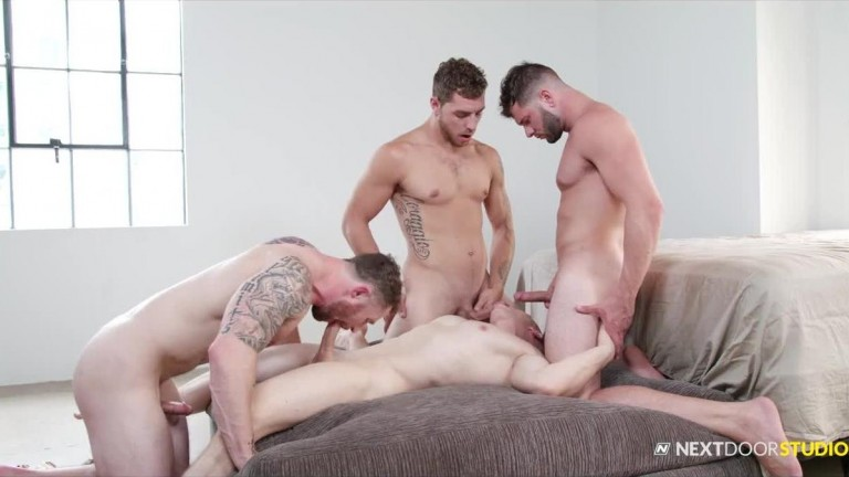 Dante Martin, Markie More, Johnny Hill & Carter Woods