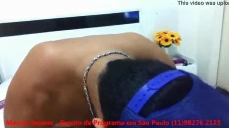 Marcos Goiano metendo no GP Pikao novinho Zona Sul RJ  fazendo história