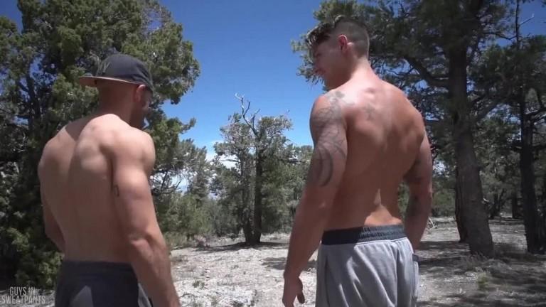 Austin Wilde fucks Clark Parker
