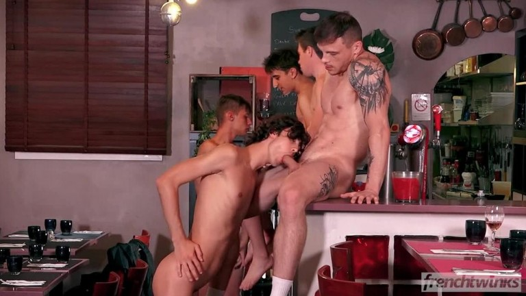 French Twinks - Vice Kitchen Episode 2