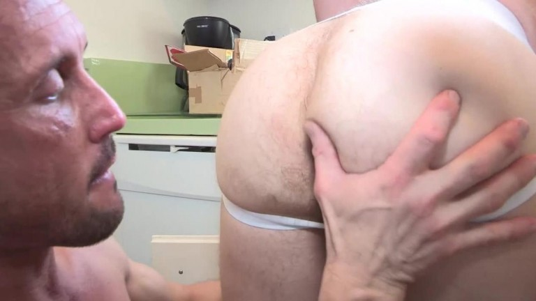 Nasty Daddy - Daddy Myles (Myles Landon Barebacks Spencer Whitman)