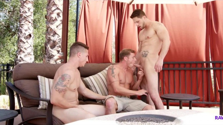 In The Head - Roman Todd, Spencer Laval and Justin Matthews