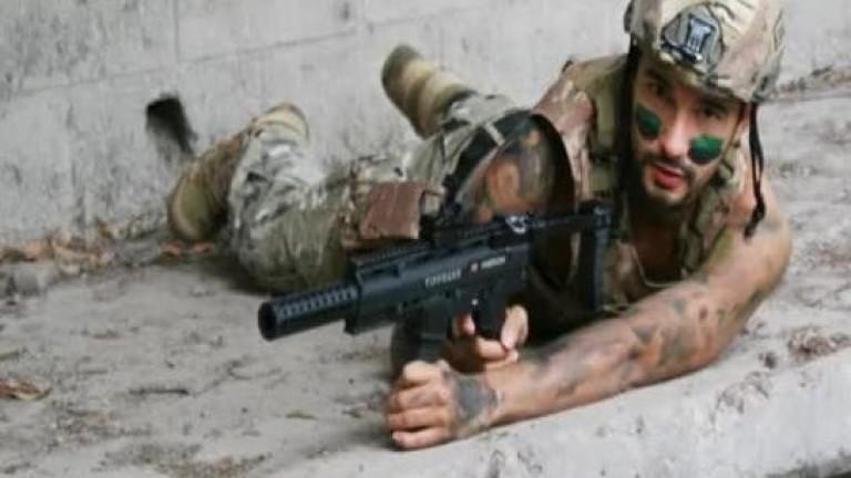 Marcos Goiano na  guerra por picas