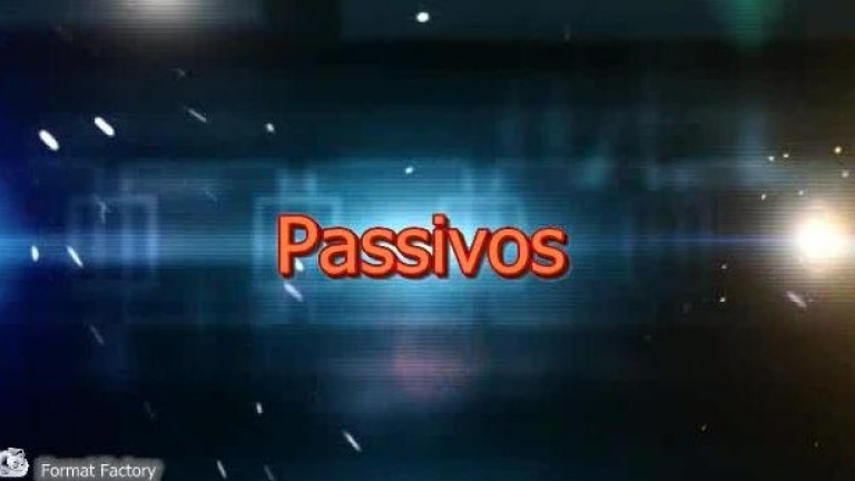 Marcos Goiano  -  Passivo x Passivo