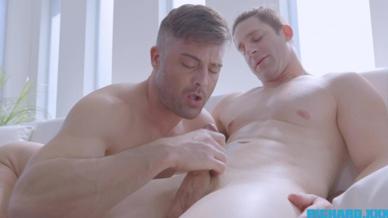 Straight Seduction - Lance Hart & Rick Fantana