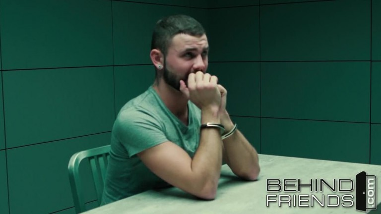 Gay Mantic Interrogation - Tomas Friedl, Jeffrey Lloyd