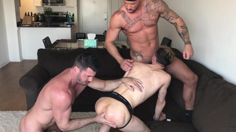 Michael Roman - Me and Billy Santoro destroy a DC twink