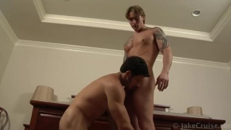 CocksureMen - Leo Giamani and David Taylor
