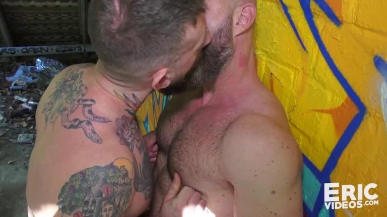 EricVideos - Peter gets filled up twice - Peter Coxx & Troy Daniels