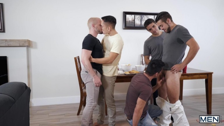MEN - The Longest Erection Of My Life Part 3 Bareback