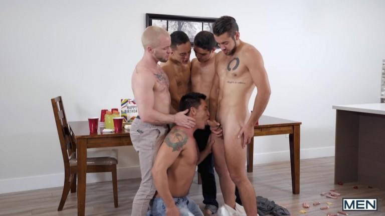 MEN - The Longest Erection Of My Life Part 3 Bareback