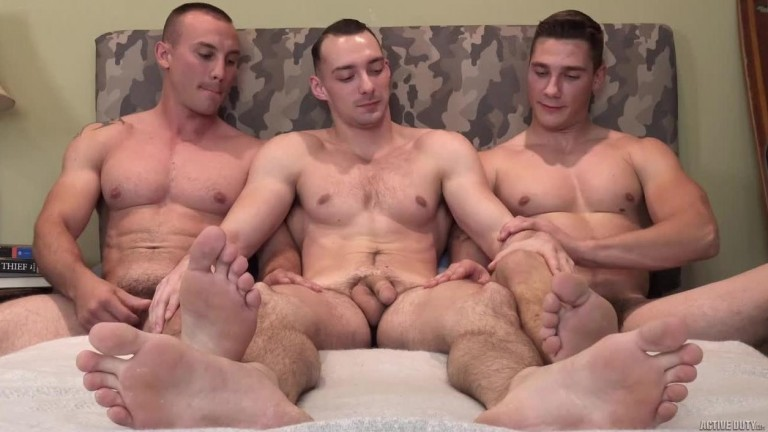 Marc Montana, Spencer Laval & Johnny B
