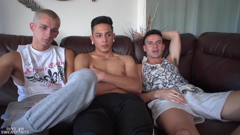 Mateo Vice, Theo Brady, Vinny Blackwood
