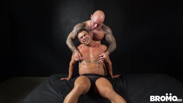 Bromo - Fantasy Chamber - Nipple Play - Draven Navarro and Jason Collins