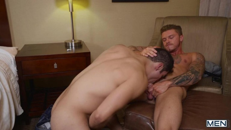 Unexpected Roommates - Blake Ryder & Cazden Hunter