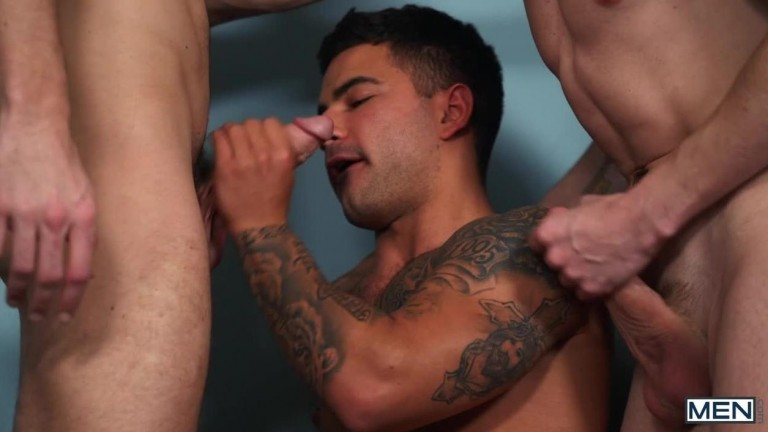 Jack Hunter, Steven Lee, Vadim Black