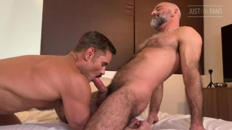Adam Russo, Jack Mackenroth and Atlas Grant 1
