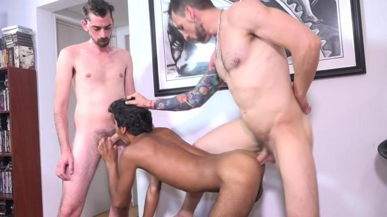 Bareback Me Daddy - Joris, Dean & Adrian