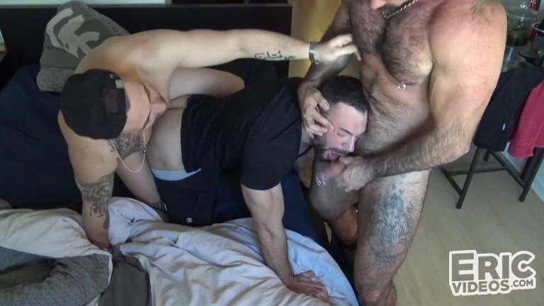Gabriel, Jose & Mathieu Ferhati