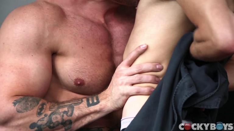 A Man and His Boy 2 - Austin Wolf & Sean Ford